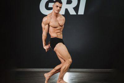 Extensia tricepsului (side triceps) - Duțu Florin @ Titan Academy Ploiești